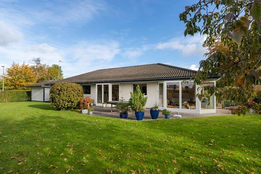 Villa på Margrethehåbsvej i Roskilde - Ejendommen