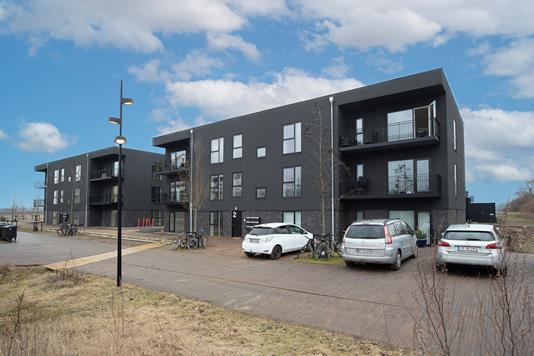 Ejerlejlighed på Syvmose Allé i Viby Sjælland - Ejendommen