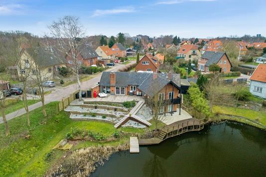 Villa på Tjørnevej i Kongens Lyngby - Andet