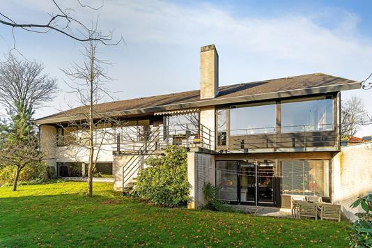 Villa på Guldfaxevej i Viborg - Facade