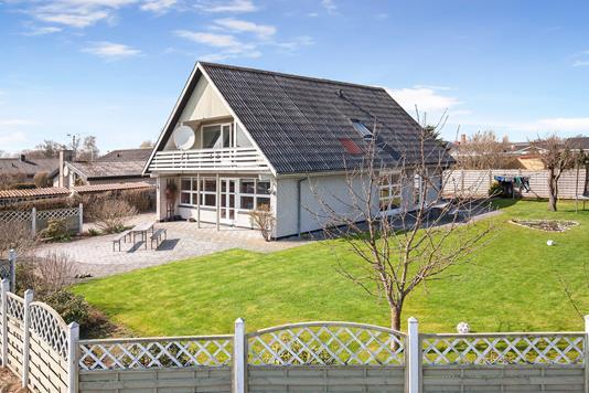 Villa på Nygade i Gørlev - Ejendom 1