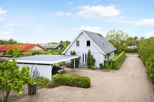 Villa på Krogvejen i Gørlev - Ejendom 1