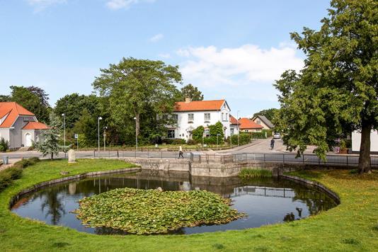 Villa på Hovedgaden i Høng - Ejendom 1
