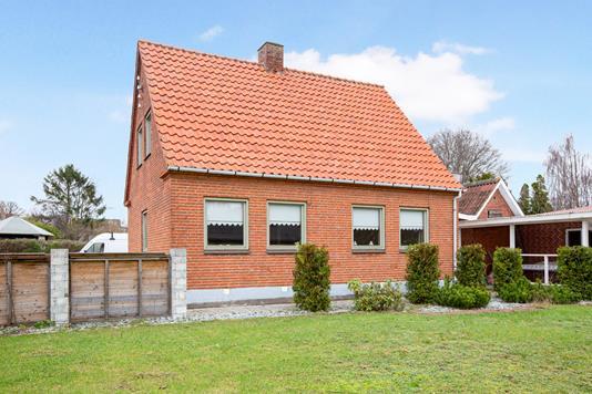 Villa på Birkevej i Ruds Vedby - Ejendom 1