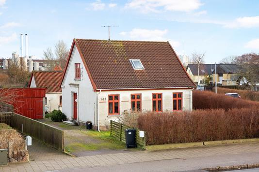Villa på Slagelsevej i Kalundborg - Ejendom 1