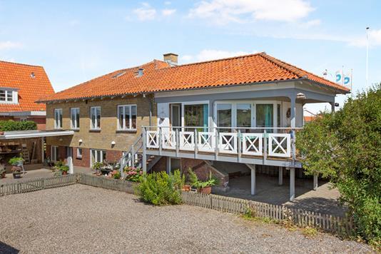 Villa på Slagelsevej i Høng - Ejendom 1