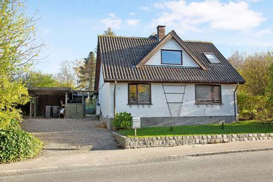 Villa på Mullerupvej i Slagelse - Ejendommen