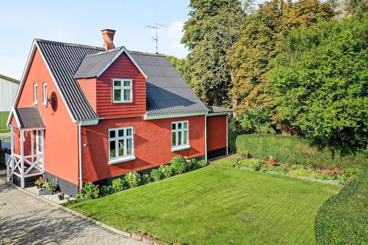 Villa på Hovedvejen i Stenstrup - Andet
